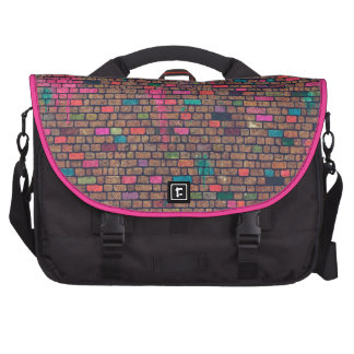 Cool Bricks Painted Paint Old Wall Vintage Bag For Laptop
