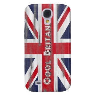 Cool Britannia British Flag Galaxy S4 Case