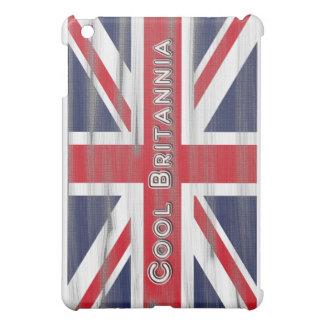 Cool Britannia British Flag iPad Mini Cover
