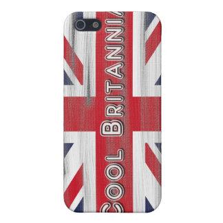 Cool Britannia British Flag iPhone SE/5/5s Case