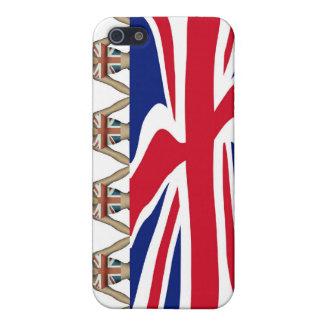 Cool Britannia Case For iPhone SE/5/5s