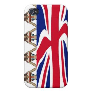 Cool Britannia iPhone 4/4S Case