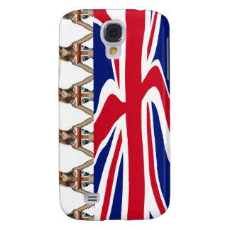 Cool Britannia Samsung Galaxy S4 Case