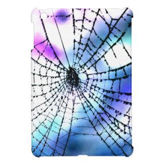 Cool Bro Grunge Goth Gothic Punk Spider's Web Dark Cover For The iPad Mini