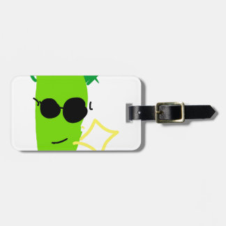 Cool Broccoli Bag Tag