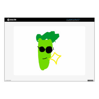 Cool Broccoli Decals For Laptops