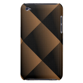 Cool Brown Gradient iPod Case-Mate Case