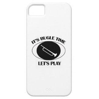 cool Bugle Musical designs iPhone SE/5/5s Case