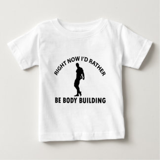 cool build designs baby T-Shirt