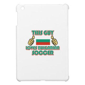 cool BULGARIAN soccer fan DESIGNS iPad Mini Covers