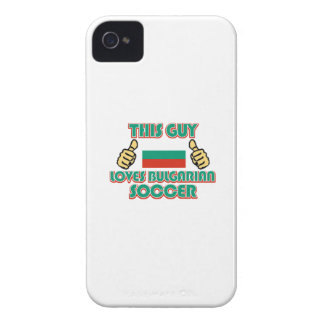 cool BULGARIAN soccer fan DESIGNS iPhone 4 Cover