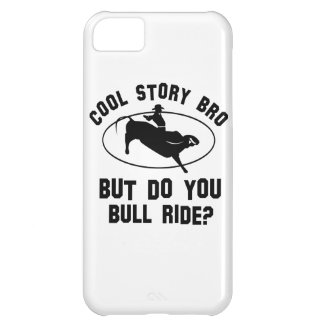 cool bull riding deigns case for iPhone 5C