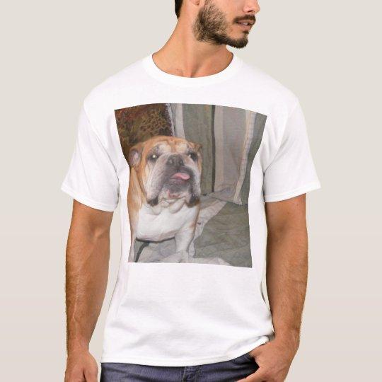Cool Bulldog T-Shirt