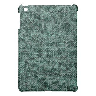 Cool Burlap Texture iPad Mini Cases