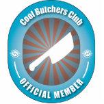 Cool Butchers Club Acrylic Cut Outs