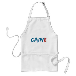 Cool Cain President 2012 Adult Apron