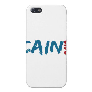 Cool Cain President 2012 Cover For iPhone 5