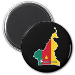 Cool Cameroon Magnet