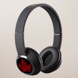 Cool Canada Headphones Custom Canada Headphones
