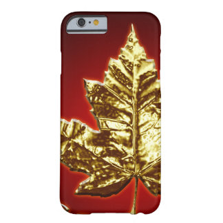 Cool Canada iPhone 6 Case Gold Canada Leaf Gifts