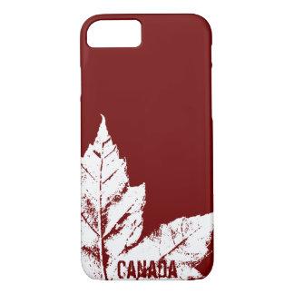 Cool Canada iPhone 7 case Canada Maple Leaf Gift