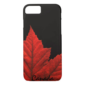 Cool Canada iPhone 7 case Canada Maple Leaf Gift