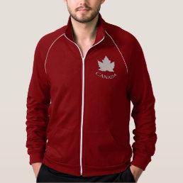 Cool Canada Jacket Men's Canada Souvenir Jogger