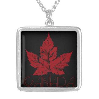 Cool Canada Necklace Canada Souvenir Maple Leaf
