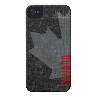 cool canadian flag bold blackberry case
