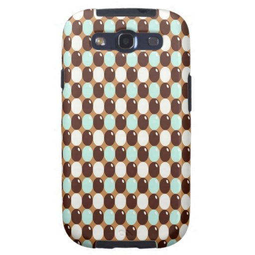 Cool   candy chocolate  mint Samsung case Galaxy S3 Covers