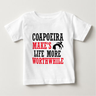 cool capoeira design tee shirt