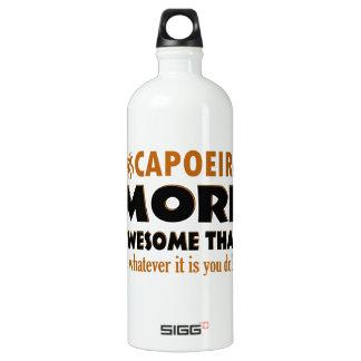 Cool Capoeira designs Water Bottle