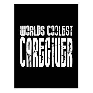Cool Caregivers : Worlds Coolest Caregiver Postcard