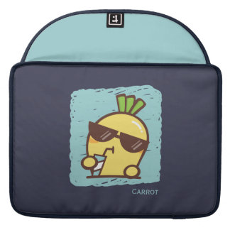 Cool carrot MacBook pro sleeve