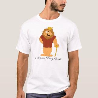Cool Cartoon Lion T-Shirt