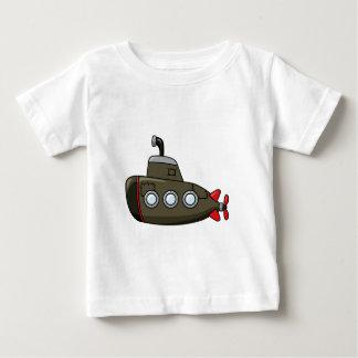 Cool Cartoon Submarine T-shirt