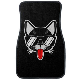 Cool Cat 2 Car Floor Mat