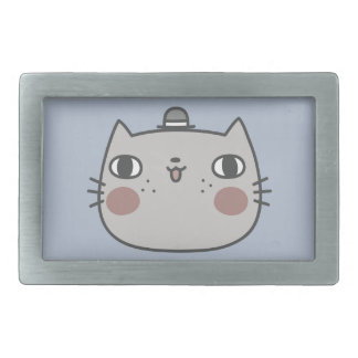 Cool Cat Belt Buckle