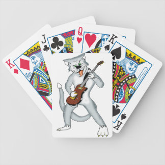 COOL CAT BICYCLE POKER CARDS