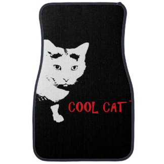 COOL CAT CAR MAT