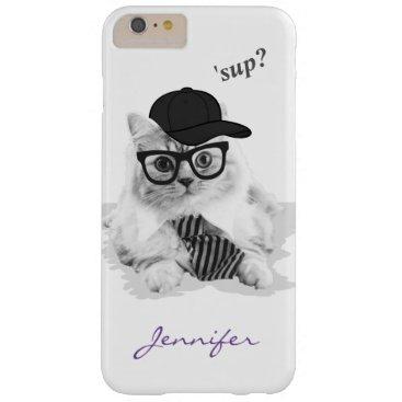 Cool Cat Case-Mate iPhone 6/6s Plus Case