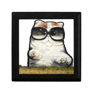 Cool Cat Gift Box