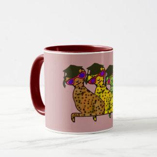 Cool Cat Grads Mug