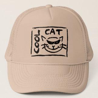 COOL CAT (hat) Trucker Hat