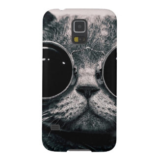 cool cat kool kat with shades galaxy s5 case