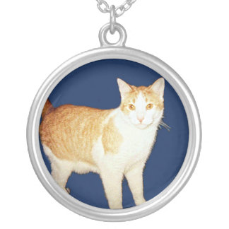 Cool Cat Necklace