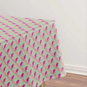 Cool Cat Pattern Tablecloth