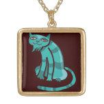 Cool Cat Pendants