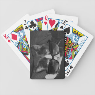 Cool Cat Playing Cards