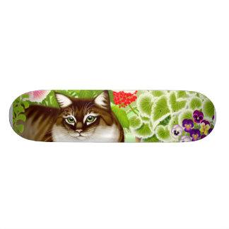 Cool Cat Skateboard